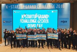 XtayPro của Việt Nam giành giải tại K-Startup Grand Challenge 2018