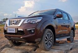 Nissan Terra 'chốt' giá bán từ 988 triệu đồng