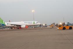 Bamboo Airways: Khởi hành chuyến bay thương mại đầu tiên TPHCM - Hà Nội 6h sáng nay