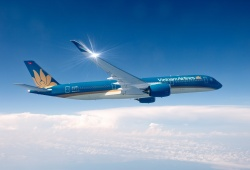 Vietnam Airlines thuộc Top 10 thương hiệu giá trị nhất Việt Nam năm 2018