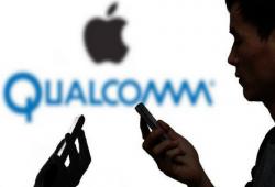 Apple nhượng bộ Qualcomm để được bán iPhone ở Đức