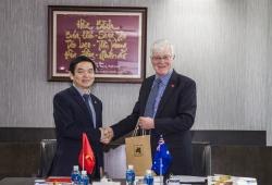 CEO Lê Viết Hải tham gia Hội đồng chuyên môn ĐH RMIT