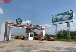 Dự án Lago Centro City: Chủ đầu tư có bắt tay sàn Seareal để huy động vốn trái phép từ khách hàng?