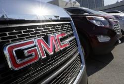 Hơn 3 triệu xe bán tải và SUV của GM lỗi hệ thống phanh