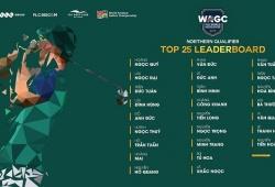 'Mưa Eagle' tại vòng loại phía Bắc FLC WAGC VIET NAM 2019