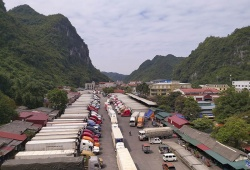 Cục Xuất nhập khẩu khuyến cáo việc hàng hóa ùn ứ tại các cửa khẩu