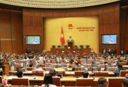 Khai mạc Kỳ họp thứ 8, Quốc hội khóa XIV