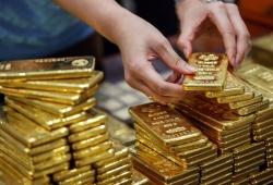 Giá vàng ngày 12/11: Tiếp tục giảm mạnh