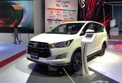 Toyota Innova 2019 giảm sâu tới 80 triệu đồng trong tháng 12