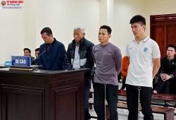 """Thanh Hóa: Tuyên án các đối tượng """"đánh công an vì nhầm là nhà báo"""""""
