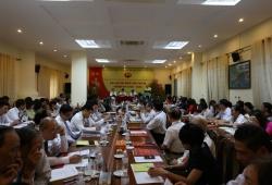 Đại hội đại biểu lần thứ VI của Đảng bộ Trường Đại học Kinh doanh và Công nghệ Hà Nội