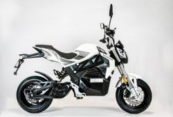 Benelli TNT135 - Mẫu môtô điện mới có thể chuyển qua số lùi