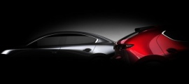 Hé lộ Mazda3 phiên bản sedan và hatchback trước ngày ra mắt