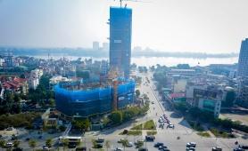 Đâu là dự án đáng đầu tư tại khu vực hồ Tây?