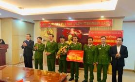 Công an tỉnh Thanh Hoá được khen thưởng 330 triệu đồng