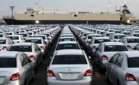 Nửa đầu tháng 5, ô tô nhập khẩu tăng mạnh