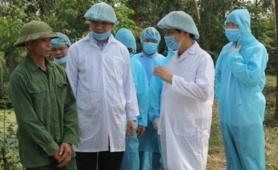 Thanh Hóa: Phó Chủ tịch UBND huyện bị yêu cầu kiểm điểm vì lơ là phòng chống dịch