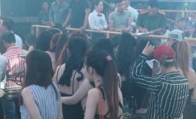 Đồng Nai: Phát hiện gần 200 đối tượng sử dụng ma túy trong quán bar