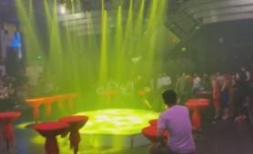 Bình Dương: 100 'dân chơi' phê ma túy trong bar Diamond Luxury