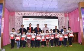 """Dai-ichi Việt Nam triển khai chương trình """"Chào năm học mới tươi đẹp 2019 – 2020"""" tại tỉnh Đắk Nông"""
