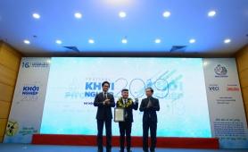 Việt Nam chính thức có mặt tại Chung kết Cup Khởi nghiệp Toàn cầu