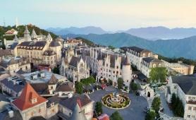 """Mecure Danang French Village Bana Hills được trao giải thưởng """"Khách sạn sang trọng hàng đầu châu Á cho kỳ nghỉ trăng mật"""""""