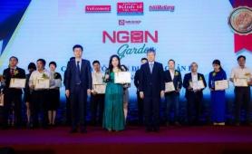 Quán Ăn Ngon & Ngon Garden lần 2 liên tiếp lọt Top 100 Tin & Dùng 2019