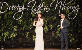 Hoa hậu Dương Yến Nhung xúc động chia sẻ về khoảng thời gian kinh doanh thất bại, trầm cảm