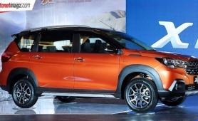 Suzuki XL7 có diện mạo cá tính, giá từ 390 triệu đồng