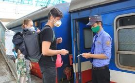 Bộ GTVT yêu cầu đường sắt Bắc - Nam chỉ hoạt động 2 chuyến/ngày