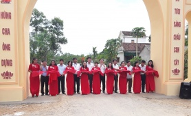 Nghệ An:  Xã Cao Sơn - Một chặng đường đổi mới!