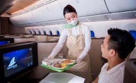 Bamboo Airways khôi phục tiêu chuẩn dịch vụ bay định hướng 5 sao  trên toàn mạng bay từ 1/7
