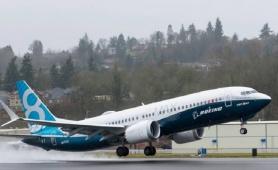 Boeing 737 MAX đã hoàn tất chuyến bay thử nghiệm