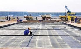Sân bay Nội Bài gặp sự cố khi đang tiến hành nâng cấp, sửa chữa