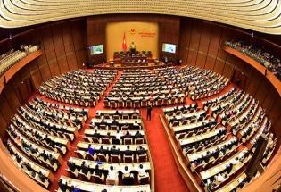 Sáng nay, Quốc hội thảo luận về phòng ngừa tội phạm, phòng chống tham nhũng