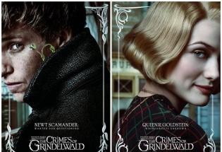 Sinh Vật Huyền Bí: Tội Ác Của Grindelwald - Bom tấn quy tụ dàn sao 'cực khủng' của Hollywood
