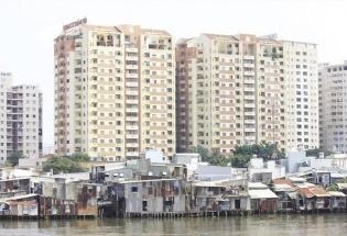 TP.HCM: Đến năm 2020, sẽ không phát triển dự án nhà mới tại khu vực trung tâm
