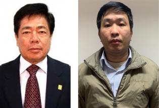 Khởi tố, bắt tạm giam nguyên Tổng giám đốc Vinashin