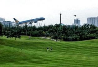 Sẽ xoá bỏ sân golf Tân Sơn Nhất để mở rộng sân bay