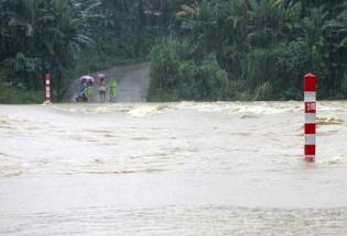 Quảng Nam: Đợt mưa lũ vừa qua gây thiệt hại khoảng 126 tỷ đồng