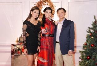 Lần xuất hiện hiếm hoi của ca sĩ Phương Linh