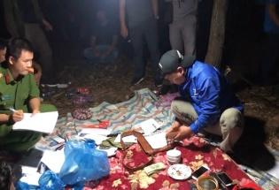 Thừa Thiên – Huế: Phá sòng bạc liên tỉnh giữa rừng tràm