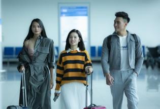 """Top 3 The Face VietNam 2018 """"thả dáng"""" cực chất ở sân bay, sẵn sàng chinh chiến tại Seoul Fashion Week"""