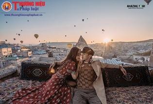 Bình Anh - Phương Nga 'tình bể bình' tại Thổ Nhĩ Kỳ với hành trình Amazing Tour