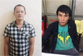 Hà Nội: Triệt phá nhóm đối tượng chuyên rình cướp trước cửa ngân hàng