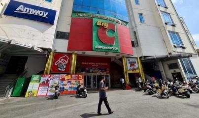 Big C Miền Đông thông báo tạm đóng cửa 20 ngày