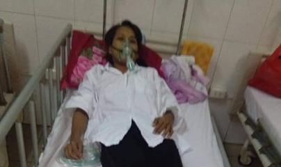 Hà Tĩnh: Xót xa cảnh gia đình nghèo vợ thập tử nhất sinh