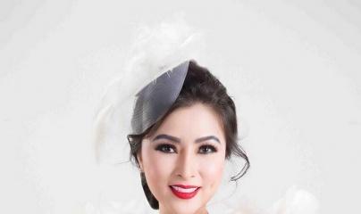 Hoa hậu Doanh nhân Hoàn vũ Nguyễn Thị Diệu Thúy: Thực hiện sứ mệnh nhân rộng yêu thương