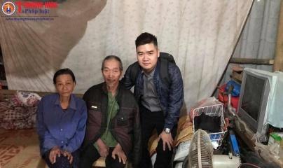 Khởi công nhà tình nghĩa Dr Hoàng Tuấn số 02