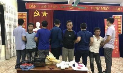 Lào Cai: Bắt 3 đối tượng vận chuyển trái phép 18.000 viên ma túy tổng hợp
